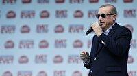 Erdoğan teşkilatları görüntülü mesajla uyardı