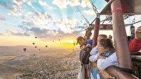 Turist getirene 'uçuran' destek