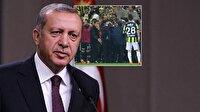 Cumhurbaşkanı Erdoğan: Derbide kumpas var