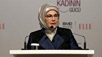 Emine Erdoğan: Kadın zekasının dünyayı fethedeceğine inanıyorum
