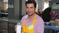 100 liralık süte yoğun talep