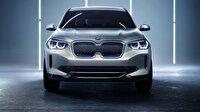 İşte BMW'nin yeni iX3 modeli