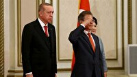 Erdoğan'a Koreli mevkidaşından 'asker selamı' sürprizi