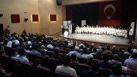 Kilis'te 98 Suriyeli hafız icazet aldı