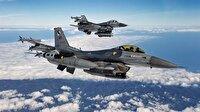 Hakurk'taki saldırı hazırlığındaki teröristlere hava operasyonu