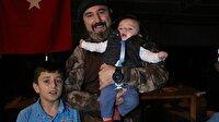 Afrin'den dönen Özel Harekat polisleri ailelerine kavuştu