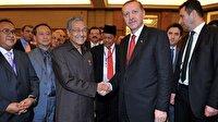 Cumhurbaşkanı Erdoğan'dan Mahathir'e tebrik