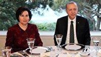 Cumhurbaşkanı Erdoğan Danıştay'ın 150. kuruluş yılı yemeğine katıldı