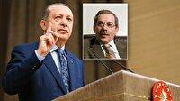 Erdoğan'dan Abdüllatif Şener'e tepki: Referansı söyleyin adam yerine koyalım