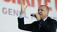 Cumhurbaşkanı Erdoğan: Talihsizlik, reddediyoruz