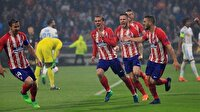 Marsilya-Atletico Madrid: 0-3
