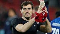 Casillas imzayı attı