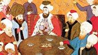 Geçmiş Ramazan sofraları