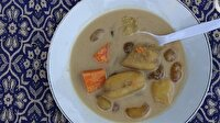 Endonezyalılar'ın vazgeçilmezi: Muz çorbası