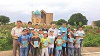 10 dilde 17 ülkeye 55 bin Kur'an
