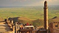 Taş şehrin simgesi: Mardin Ulu Camii