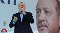 Erdoğan: İzin vermeyeceğim