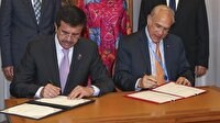 Bakan Zeybekci OECD mutabakat zaptını imzaladı