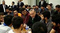 Erdoğan'ın gençlerle sahuru izleyici rekoru kırdı