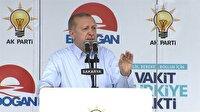Erdoğan: Metin Paşa'nın apoletini söküp Demirtaş'a mı takacaksın?
