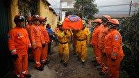 Guatemala'da ölü sayısı 75'e çıktı