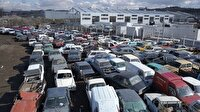 Türkiye'de 3 yıl içinde hurdaya ayrılan araç sayısı 277 bin 835 oldu