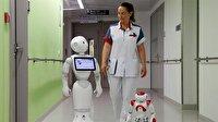 Sağlık hizmetlerinde 'robot doktor ve hemşire' dönemi