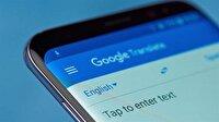 Yapay zeka destekli Google Translate