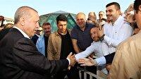 Cumhurbaşkanı Erdoğan bayram namazını İstanbul'da kaldı