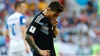 Arjantin-İzlanda: 1-1