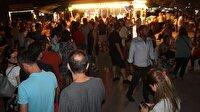 Ayvalık Ramazan Bayram'ında tatilcilerle doldu taştı