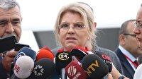 Yenikapı'da Tansu Çiller sürprizi