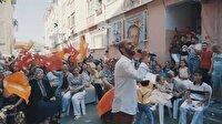 Roman vatandaşlardan Erdoğan'a özel şarkı