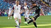 Messi'ye geçit vermeyen İzlandalı futbolcunun mesleği şaşırttı