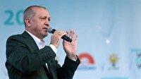 Erdoğan: Büyükşehir belediyesi paraları Kandil'e gönderdi