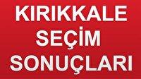 Kırıkkale   Milletvekilleri 24 Haziran 2018 AK Parti    - MHP - CHP - İyi Parti