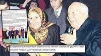 Oda TV merhume Nermin Erbakan'ı mezardan çıkardı