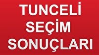 Tunceli   Cumhurbaşkanlığı Seçim Sonucu 24 Haziran 2018 Tunceli Seçim