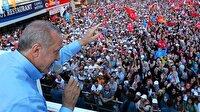 Cumhurbaşkanı Erdoğan: Biz Kanuni'nin torunlarıyız