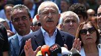 CHP'de Kılıçdaroğlu'na 'kazan' kaldırdılar