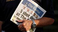 ABD'de 5 gazeteci öldürüldü