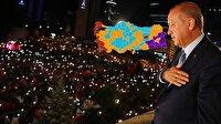 Erdoğan 36 ilin tüm ilçelerinde tulum çıkardı