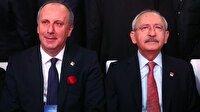 Kılıçdaroğlu ile Muharrem İnce görüştü