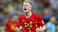 Brezilya Belçika maç özeti! Video