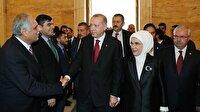 Erdoğan'dan 'Başkan' yanıtı
