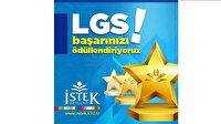 İSTEK Okulları LGS Başarınızı Ödüllendiriyor!