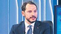 Hazine ve Maliye Bakanı Berat Albayrak'tan ilk açıklama