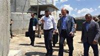 İçişleri Bakanı Soylu güvenlik kulesini ziyaret etti