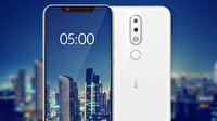Nokia X5 uygun fiyatı ve çentikli ekranıyla dikkati çekiyor