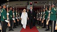 Başkan Erdoğan Güney Afrika'da